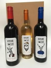 wijnpakket Winsome Cousins
